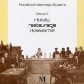 Okładka książki Hotele, restauracje i kawiarnie