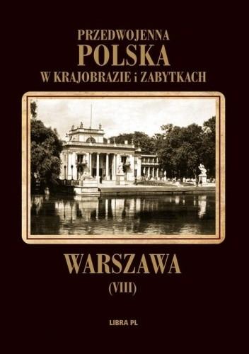 Okładka książki Warszawa Alfred Lauterbach