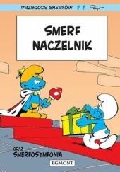 Okładka książki Smerf Naczelnik Peyo