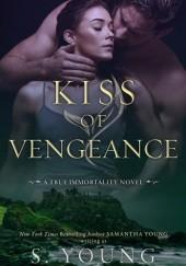 Okładka książki Kiss of Vengeance Samantha Young