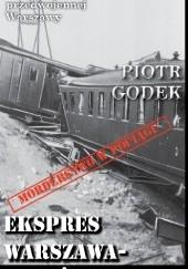 Okładka książki Ekspres Warszawa-Paryż