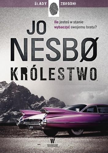 Okładka książki Królestwo Jo Nesbø