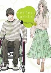 Okładka książki Perfect World #07 Rie Aruga