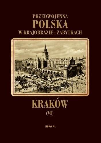 Okładka książki Kraków Tadeusz Szydłowski