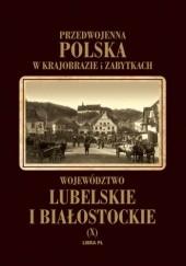 Okładka książki Województwo lubelskie i białostockie
