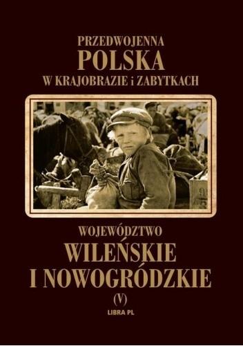 Okładka książki Województwo wileńskie i nowogródzkie Jerzy Remer,Adam Wisłocki