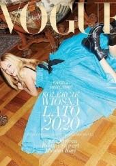 Okładka książki Vogue Polska, nr 25/marzec 2020 Redakcja Magazynu Vogue Polska