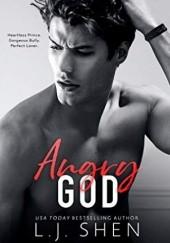 Okładka książki Angry God L.J. Shen