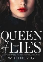 Okładka książki Queen of Lies Whitney G.
