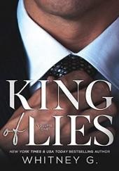 Okładka książki King of Lies Whitney G.