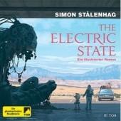 Okładka książki The Electric State Simon Stålenhag