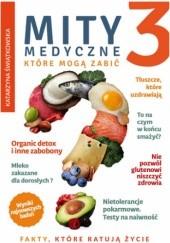 Okładka książki Mity medyczne, które mogą zabić 3