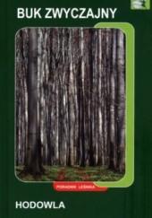 Okładka książki Buk zwyczajny - hodowla