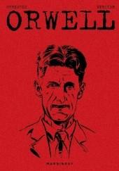 Okładka książki Orwell