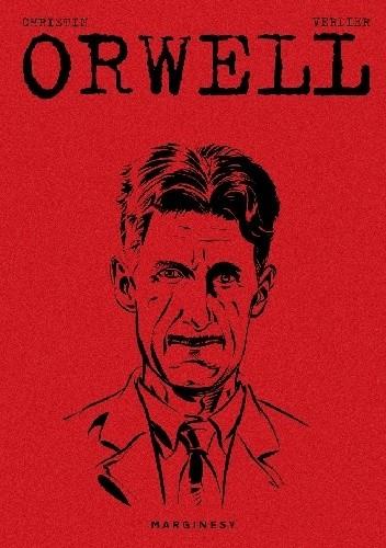 Okładka książki Orwell Pierre Christin,Sebastien Verdier