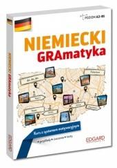 Okładka książki Niemiecki. GRAmatyka Anita Heigelmann-Siemieńska