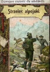 Okładka książki Strzelec alpejski