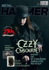Okładka książki Metal Hammer nr 345 03/2020 Redakcja magazynu Metal Hammer