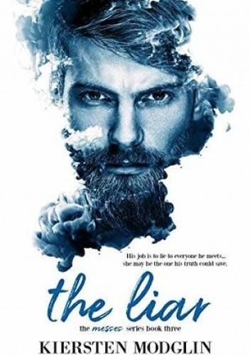 Okładka książki The Liar Kiersten Modglin