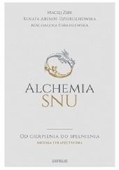 Okładka książki Alchemia snu. Od cierpienia do spełnienia. Metoda terapeutyczna Renata Dziurdzikowska,Magdalena Chmielewska,Maciej Żbik