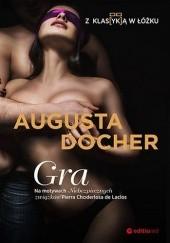 Okładka książki Gra Augusta Docher