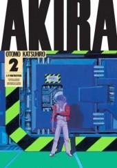 Okładka książki Akira - edycja specjalna tom 2