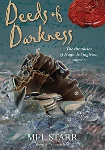 Okładka książki Deeds of Darkness Melvin R. Starr