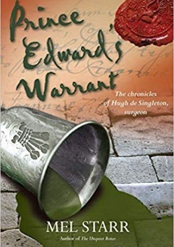 Okładka książki Prince Edward's Warrant Melvin R. Starr