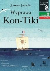 Okładka książki Wyprawa Kon-Tiki Joanna Jagiełło