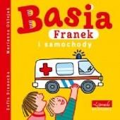 Okładka książki Basia, Franek i samochody Zofia Stanecka,Marianna Oklejak