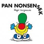 Okładka książki Pan Nonsensek
