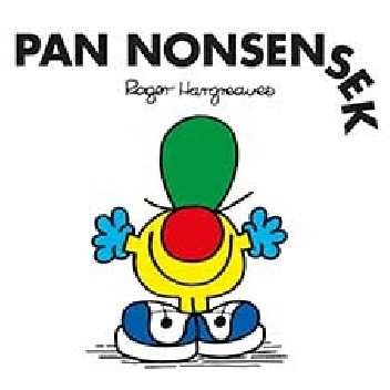 Okładka książki Pan Nonsensek Roger Hargreaves