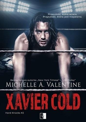 Okładka książki Xavier Cold Michelle A. Valentine