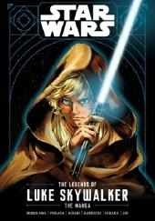 Okładka książki The Legends of Luke Skywalker: The Manga Ken Liu,Akira Himekawa,Haruichi,Akira Fukaya,Takashi Kisaki
