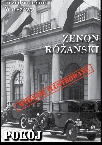 Okładka książki Pokój nr 23 Zenon Różański