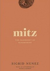 Okładka książki Mitz: The Marmoset of Bloomsbury