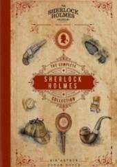 Okładka książki Sherlock Holmes, The Complete Collection Arthur Conan Doyle