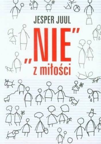 Okładka książki Nie z miłości Jesper Juul