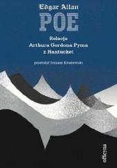 Okładka książki Relacja Arthura Gordona Pyma z Nantucket Edgar Allan Poe