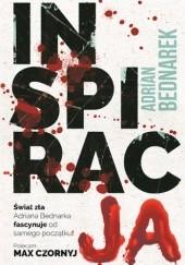 Okładka książki Inspiracja Adrian Bednarek
