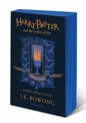 Okładka książki Harry Potter And The Goblet Of Fire - Ravenclaw Edition J.K. Rowling