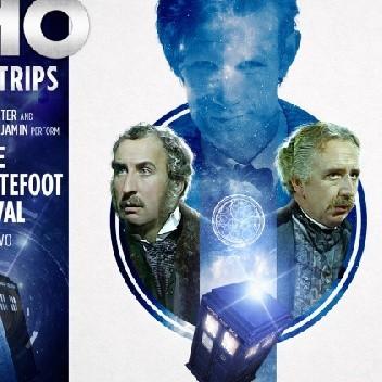 Okładka książki Doctor Who - Short Trips: The Jago & Litefoot Revival Act 2 Jonathan Barnes