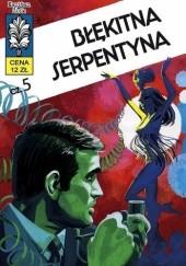 Okładka książki Błękitna serpentyna Grzegorz Rosiński,Władysław Krupka