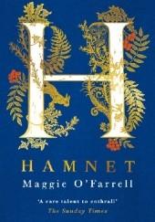Okładka książki Hamnet