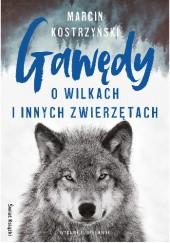 Okładka książki Gawędy o wilkach i innych zwierzętach