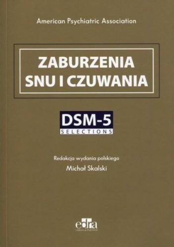 Okładka książki Zaburzenia snu i czuwania Michał Skalski