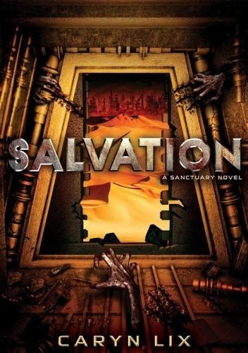 Okładka książki Salvation Caryn Lix
