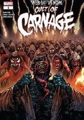 Okładka książki Web Of Venom- Cult Of Carnage