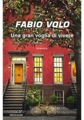 Okładka książki Una gran voglia di vivere. Fabio Volo