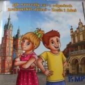 Okładka książki Jak nauczały raz o odpadach krakowskie dzieci - Zosia i Adaś Jarosław Siek